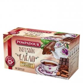 Infusión de cacao