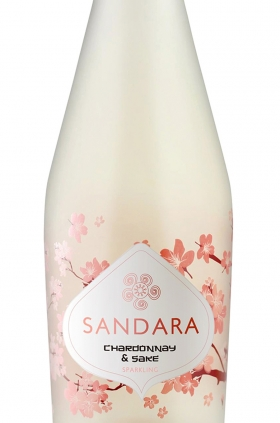 Sandara Chardonnay - Sake Frizzante