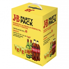Pack party Whisky
