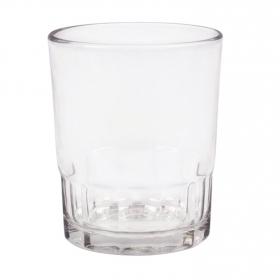 Vaso Agua Glas 26 cl 6 ud