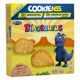 Galletas Dinosaurus Cookienss Artiach 185 g.