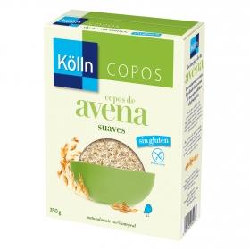 Copos de avena suaves Kölln sin gluten 350 g.