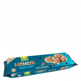 Galletas chocochips dark moment
