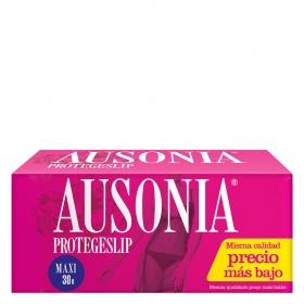 Protegeslip Maxi Ausonia 30 ud.