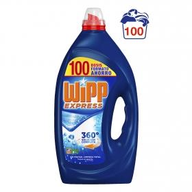 Detergente líquido Wipp Express 100 lavados.