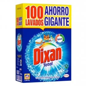 Detergente en polvo Total