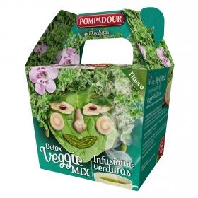 Infusión de verduras Detox Veggie Mix