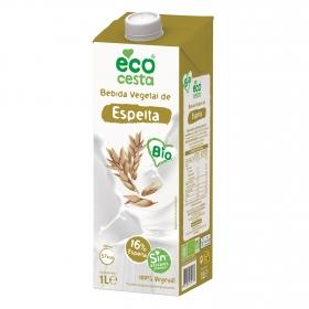 Bebida vegetal ecológica de espelta, sin azucar añadido
