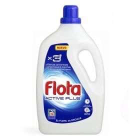 Detergente líquido Active Plus Flota 50 lav.