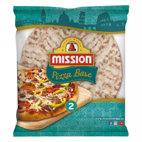 Base de pizza Mission 260 g.