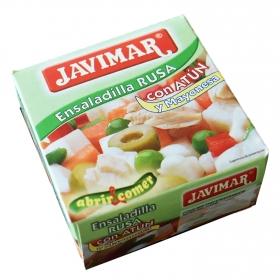 Ensaladilla rusa con atún y mayonesa Javimar 150 g.