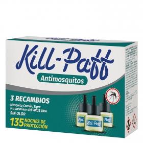 Recambios antimosquitos