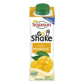 Bebida de soja y mango Go Shake