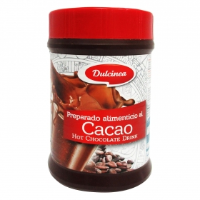 Cacao soluble Dulcinea 500 g.