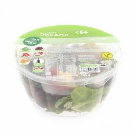 Ensalada vegana Carrefour bolsa 145 g