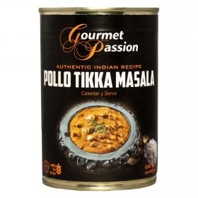 Pollo Tikka Masala sin gluten