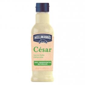 Salsa para ensalada césar Hellmann's envase 210 ml.