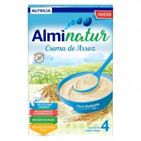 Crema de arroz natur