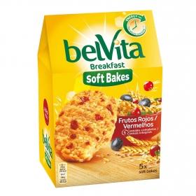 Galletas de cereales y frutos rojos Fontaneda 250 g.
