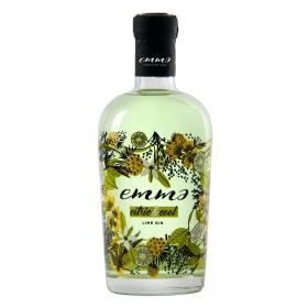 Ginebra Emma citric&cool premium lima 70 cl.