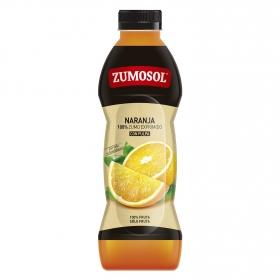 Zumo naranja con pulpa 100% exprimido