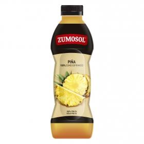 Zumo de piña Zumosol exprimido botella 75 cl.