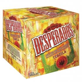 Cerveza Desperados con tequila pack de 12 botellas de 25 cl.