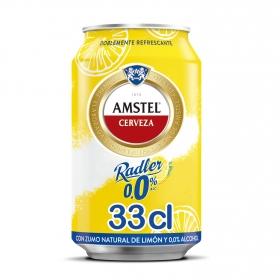Cerveza con limón 0,0