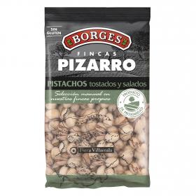 Pistachos tostados y salados Pizarro sin gluten