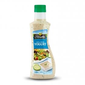 Salsa yoghurt Prima Flor 250 ml