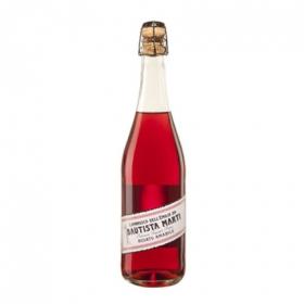 Vino Lambrusco rosado Amabile dell' Emilia