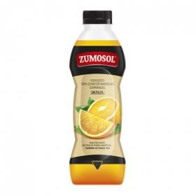Zumo de naranja exprimida sin pulpa