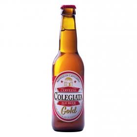 Cerveza artesana Gold