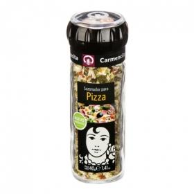 Sazonador para pizza