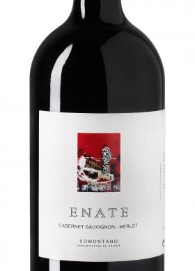 Enate Cabernet Sauvignon - Merlot Tinto con crianza 2013
