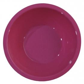 Set de Bowls Redondo de Plástico CARREFOUR HOME  6pz - Fucsia