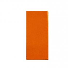Servilletas 2 capas Celulosa  Naranja