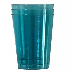 Set de Vasos de 6 pz - Azul