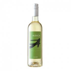 Vino D.O. Cariñena blanco Macabeo Audacia 75 cl.