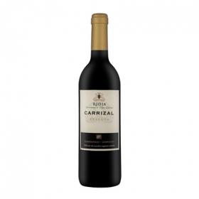 Vino D.O. Rioja tinto reserva Carrizal 75 cl.