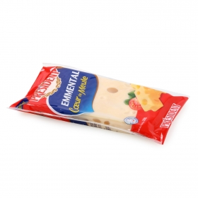 Queso emmental bloque President 250 g