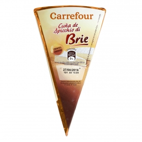 Queso brie 60% mg Carrefour