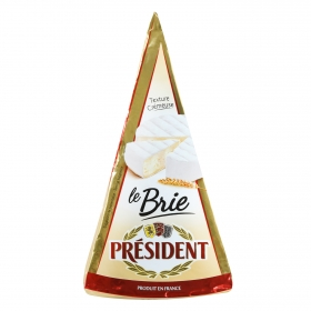 Queso brie punta President 200 g