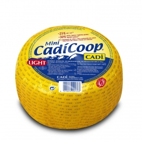 Queso mini Cadicoop light Cadi 900 g