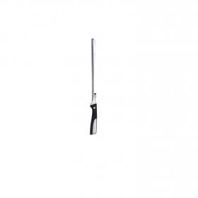 Cuchillo Jamonero de Acero inoxidable BERGNER Resa 28 cm. - Negro