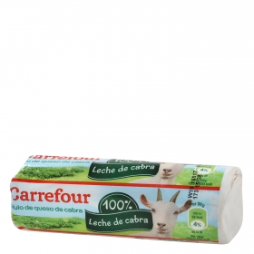 Queso rulo de cabra Carrefour 180 g