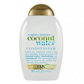 Acondicionador agua de coco