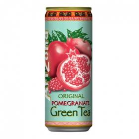 Refresco de té verde Arizona sabor granada lata 35,5 cl.