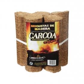 Briquetas de Madera 12 kg