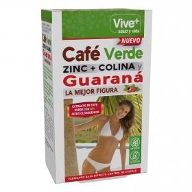 Complemento alimenticio Café verde Vive Plus 30 cápsulas